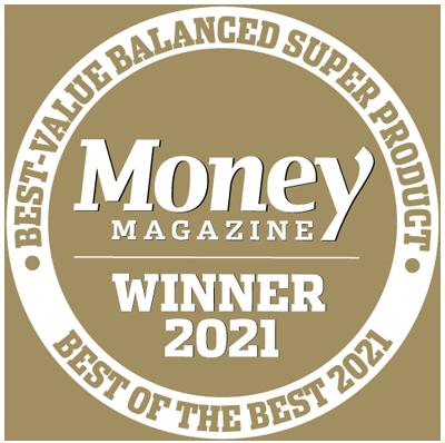Money Magazine - best-valued balanced super product