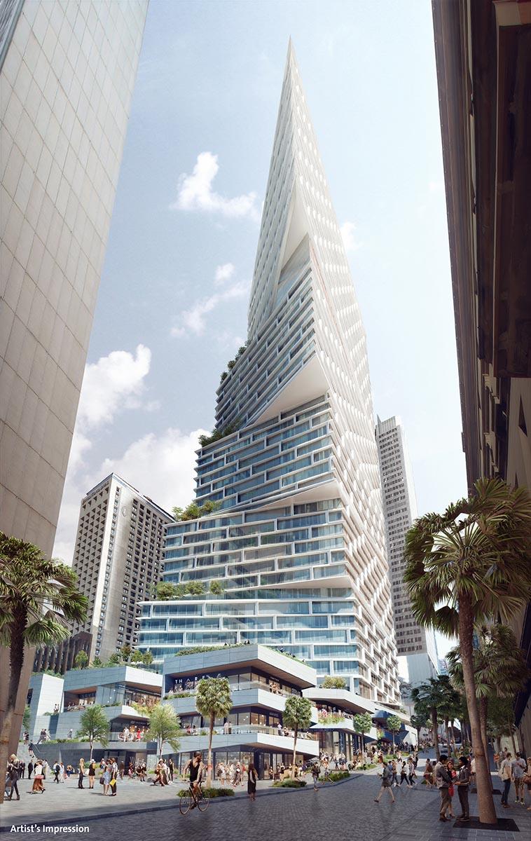 Quay Quarter Tower, 50 Bridge Street, Sydney